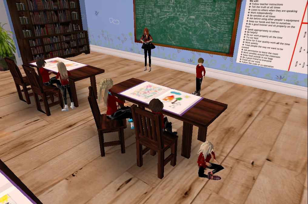 Role-play in the classroom VirtualPREX